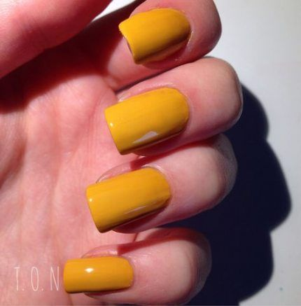 67 New Ideas For Nails Colors For Dark Skin Yellow Yellow Nails Nail Colors Yellow Toe Nails