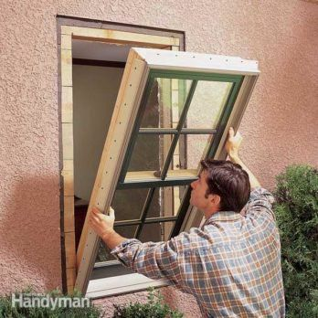 How To Install Vinyl Replacement Windows Flooring