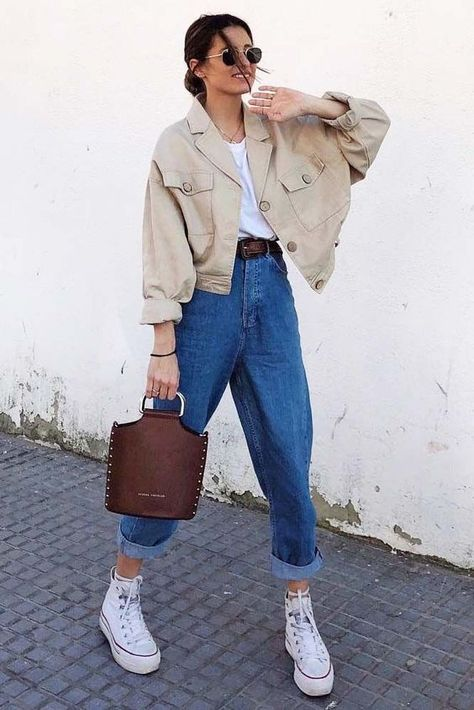 A jacket is one of the most favorite outfits for any kind of people to wear on the spring season as always. We have gathered a number of them right here only for you to select. Watch them all. #springjacketsforwomen #jacketsforwomen