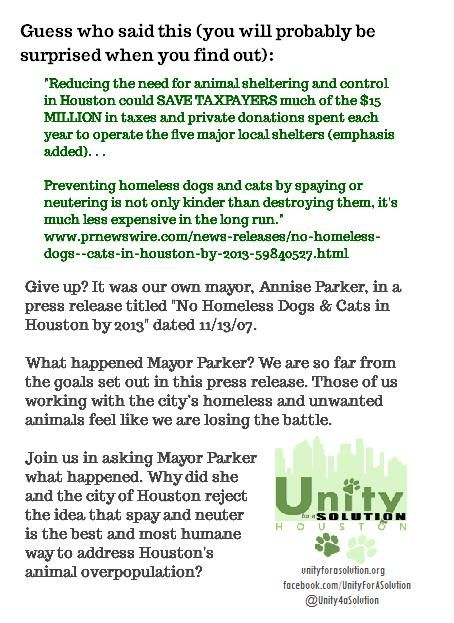 16 Houston We Have An Animal Overpopulation Problem Ideas Houston Animals Problem