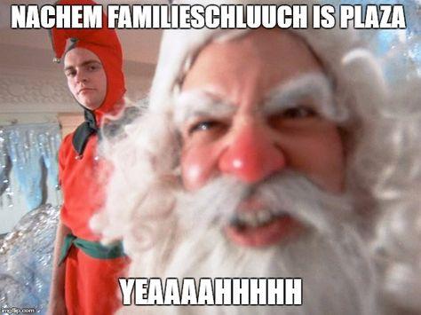 Christmas Story Santa Claus