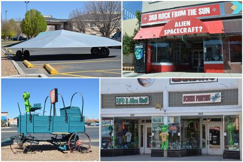 Roswell shops