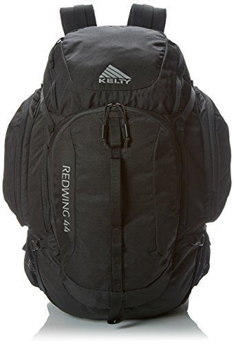 6e1f7a3bb3ab Camping Portable Backpack Kelty Redwing 44-Liter Backpack Black ...