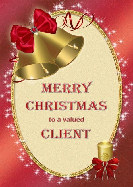 Fun things to use on Christmas cards for Clients and Colleagues