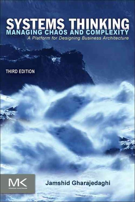 Systems Thinking:: Managing Chaos and Complexity: a Platform for Designing Business Architecture