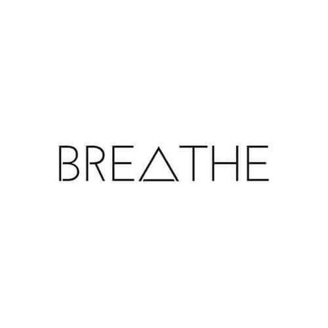 BREATHE by Nikki Di Biasio is a Quotes temporary tattoo from inkbox - 3