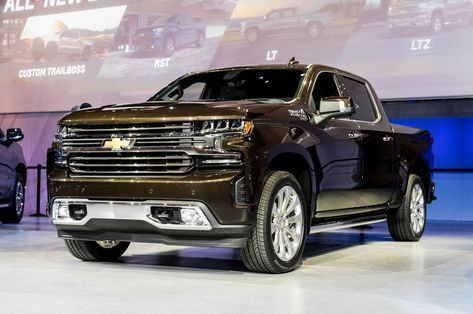 2019 Chevrolet Silverado 9 Silverado Surprises And Delights