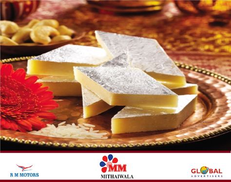 #Gudipadwa ki tayari & still haven't got your #mithai order Karo abhi #kajukatli from mm's #halwai  #Discount offer for Rs.480/ Kg (Only on 20 &21st March)  #lunchtime #Indiandessert #MMSweet #IndianSweet #Afternoon #IndianLunch #Sweets #Desserts #Mithai #IndianMithai #Kajukatli #MMMithaiwala #dessertoftheday