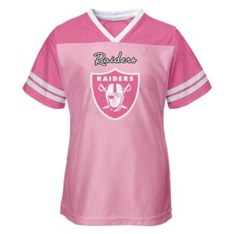 pink toddler packer jersey
