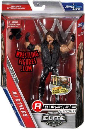 WWE Smakdown Live Elite Collection action figure