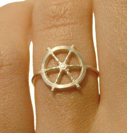 Ships wheel ring