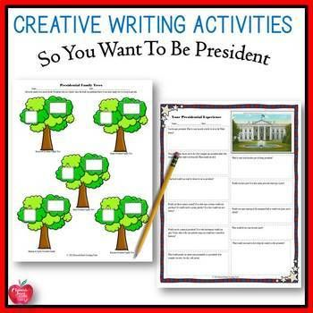 Presidents Day Activities Creative Writing Activities Common Core Writing Learning Abc Election day worksheets