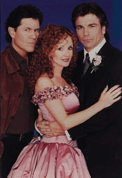 GH Jerry and Bobbie almost wed with Ray