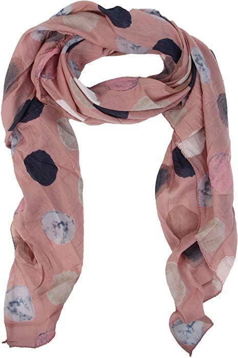 Seiden Tuch Damen Punkt Print Made In Italy Eleganter Sommer Schal Fur Frauen Hochwertiges Seidentuch Seidenschal Halstuch Un Damen Mode Schals Damen