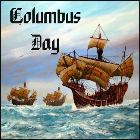 Pin On Columbus Day 2018