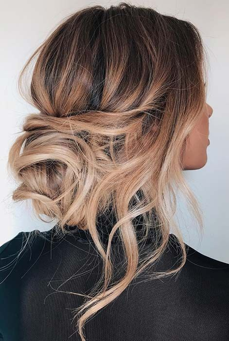 23 Most Beautiful Updo Hairstyles For Formal Events Beautiful Events Formal Hairstyles Fashion Hair Medium Hair Styles Long Hair Styles Hair Styles