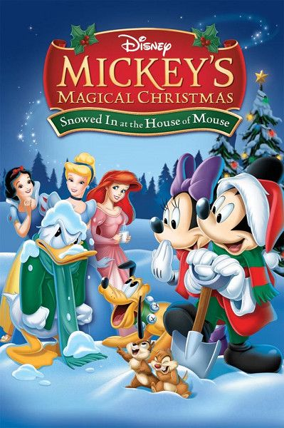 Mickey S Magical Christmas Snowed In At The House Of Mouse Best Christmas Movies Christmas Cartoons Christmas Movies