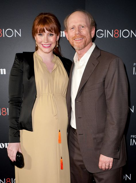 """You've seen Bryce Dallas Howard as Victoria in last year's """"Eclipse"""" or in her breakout role as Ivy in """"The Village."""" Perhaps you didn't realize her father is Ron Howard."""