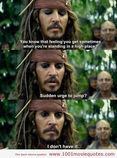 Pirates Of The Caribbean Quotes Endearing Pirates Of The Caribbean On Stranger Tides 2011  Movie Quote