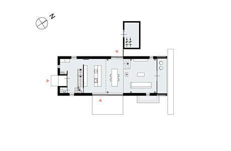 Longhouse By Architecten Studio Pls Studio Architecture Barn Style