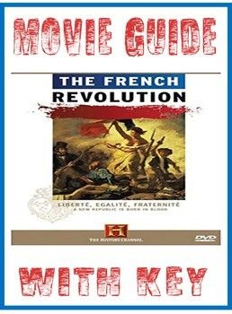 History Channel French Revolution Documentary Movie Questions With Answer Key Includes 30 Questions This Or That Questions French Revolution Documentary Movies