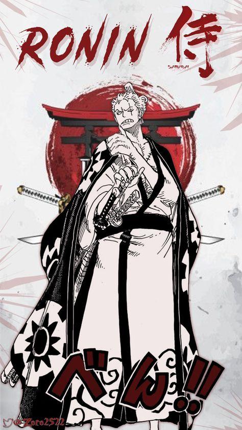 One Piece Zoro Badass Wallpaper