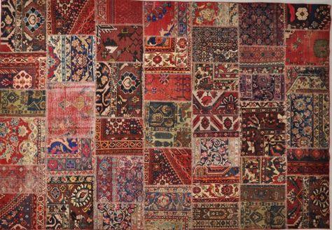 Patchwork Perzisch Tapijt.Perzische Vloerkleden Google Zoeken Vloer Kleden En