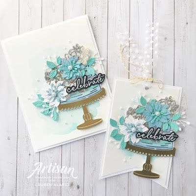 Photo of Stampin' Up Artisan Blog Hop – Coordination Campaign