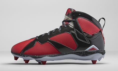 check out 779c7 3d66e Air Jordan 7 football cleats