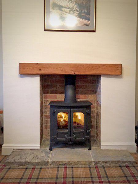 Log Burner Fireplace Ideas Best 25 Gas Stove Fireplace Ideas On Pinterest  Wood Burner .