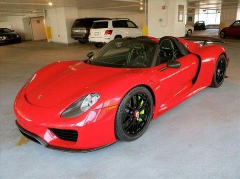 Orland Park Porsche >> Cars For Sale Used 2015 Porsche 918 Spyder In Orland Park