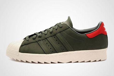 647a7d98d93 adidas Superstar Receives a Rugged Mountain Makeover - Sneaker Freaker