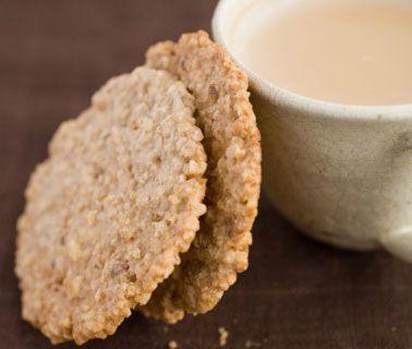Banana Oatmeal Cookies #HealthyRecipes #LYFEKitchen #OatmealCookies