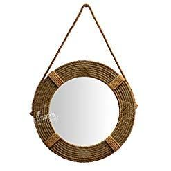250 Nautical Themed Mirrors With Images Rope Mirror Nautical Mirror Nautical Rope Mirror