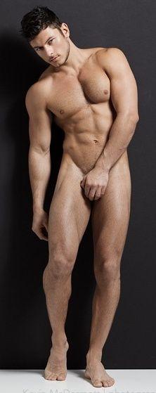 Hot Naked Men Body