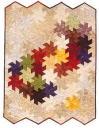 Magical Hexagons eBook by Martha Thompson at Martingale