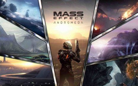 Andromeda Wallpaper Hd Mass Effect Electronic Art Action Adventure Game