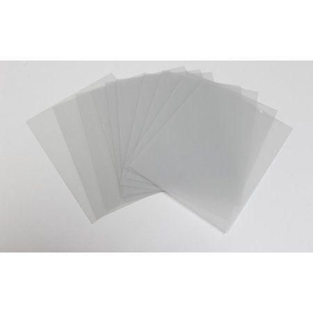 10 Sheets 4x6 040 Petg Clear Styrene Plexiglass Walmart Com Plexiglass Styrene Wood Dust