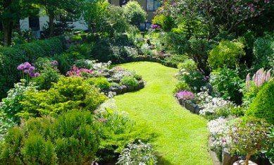 15 Trendy Flowers Garden Ideas Pictures Garden Design Pictures Small Garden Design Small Back Gardens