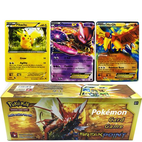 carte pokemon ex pas cher du tout C$ 2.61 Pas cher 25 Pcs/boîte pokemon cartes Anime Pokemon
