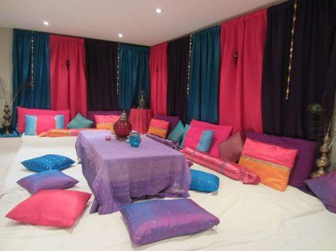 Modèle de salon marocain moderne: quelques idées d ...