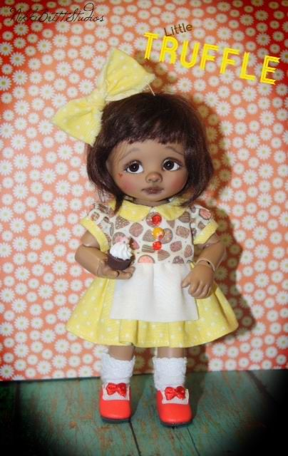 Nikki Britt's Truffle, released for pre-order 7-11-14  (Outfits by Sweet Creations!)