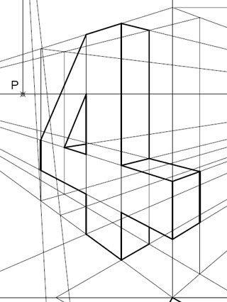 Cuaderno De Dibujo Tecnico Ejercicio 38 Sistema Conico Tecnicas De Dibujo Dibujo Tecnico Ejercicios Clases De Dibujo