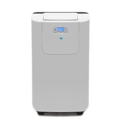 Whynter Elite 12 000 Btu Energy Star Portable Air Conditioner With Remote Portable Air Conditioner Air Conditioner With Heater Heating And Air Conditioning