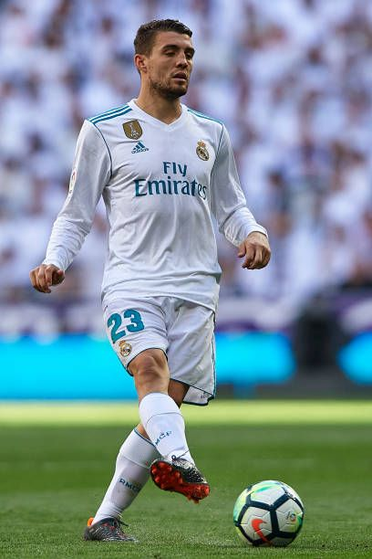 Mateo Kovacic Of Real Madrid In Action During The La Liga Match Real Madrid Mateo Kovacic Madrid