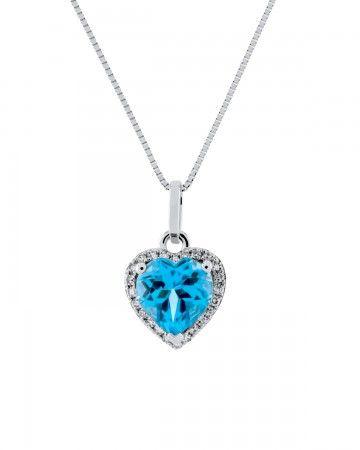 circonita púrpura o azul Plata 925 colgantes, diamante en mano,