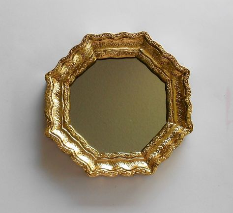 6 5 Wall Mirror Octagon Mirror Decorative Wall Mirror Gold