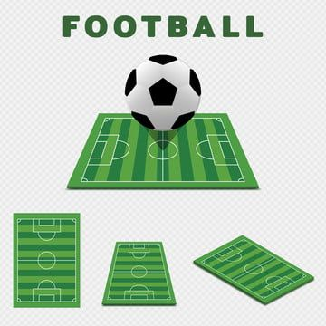 Soccer Field Or Football Field Collection Soccer Football Ball Png And Vector With Transparent Background For Free Download In 2020 Football Field Soccer Field Football