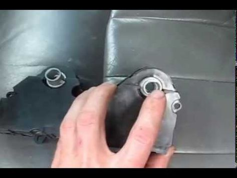 Gmc Envoy Hvac Actuator Replacement With Images Gmc Envoy