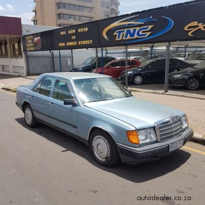 Price And Specification Of Mercedes Benz 124 200 For Sale Http